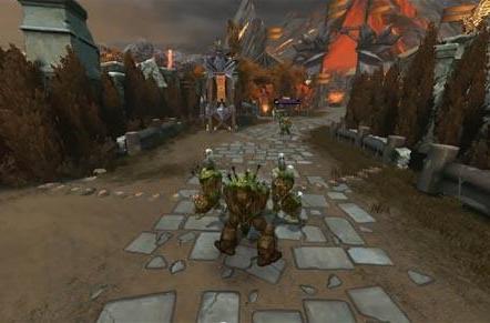 Hi-Rez adds Geb, new arena map to SMITE