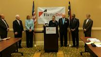 National debt group launches NC lobbying effort
