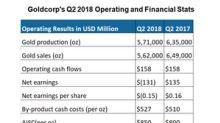 Goldcorp Misses Second-Quarter Earnings Estimates