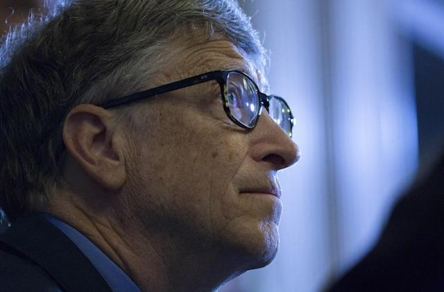 Which 8 tracks would Bill Gates take on a desert island?