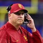 Clay Helton on the admission scandal