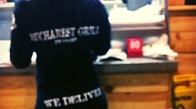 Restaurant Under Fire for 'Sexually Suggestive' Message on Employees' Uniforms