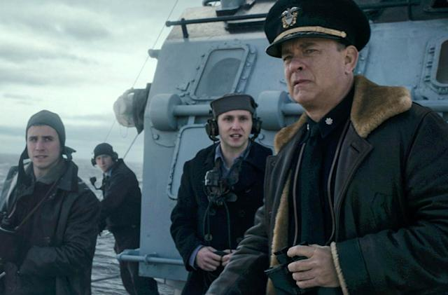 Tom Hanks WWII movie 'Greyhound' will premiere on Apple TV+
