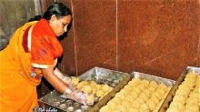 Tirupati laddu to be sold at subsidised rates in Andhra from Monday