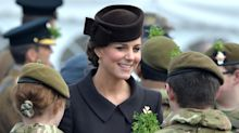 Proof That The Duchess Of Cambridge Nails St Patrick's Day Style Year After Year