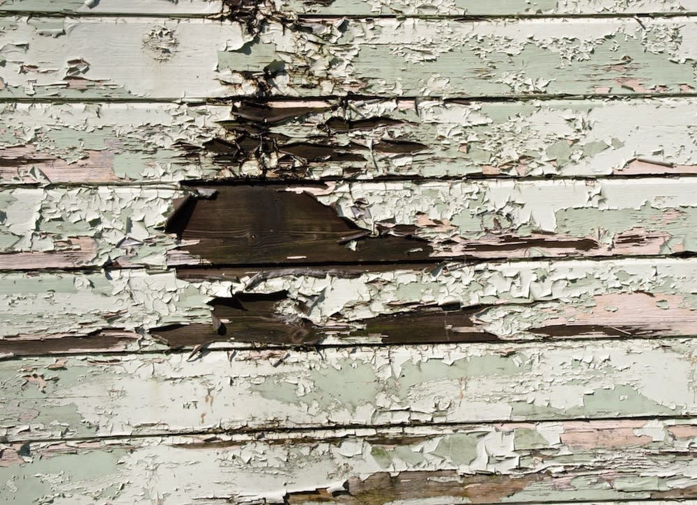 "<body> <p>""Siding protects your home from the elements, keeping your family comfortable and safe,"" explains Jim Eldredge, product manager at <span>Sears Home Services</span>. If your siding has begun to rot or crumble, then it cannot perform its vital role. In cases of circumscribed damage, you may be able to repair only the affected area. But if the rot has spread across the exterior, there's nothing to do but start over, this time with a rot-resistant material. Eldredge recommends Weatherbeater brand siding, because its vinyl composition means it does not naturally decay with prolonged exposure to exposure.</p> </body>"