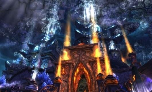 World of Warcraft patch 5.3 rushes into a new battleground