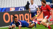 Rugby : la France bat le pays de Galles 38-21 pour son premier match depuis mars