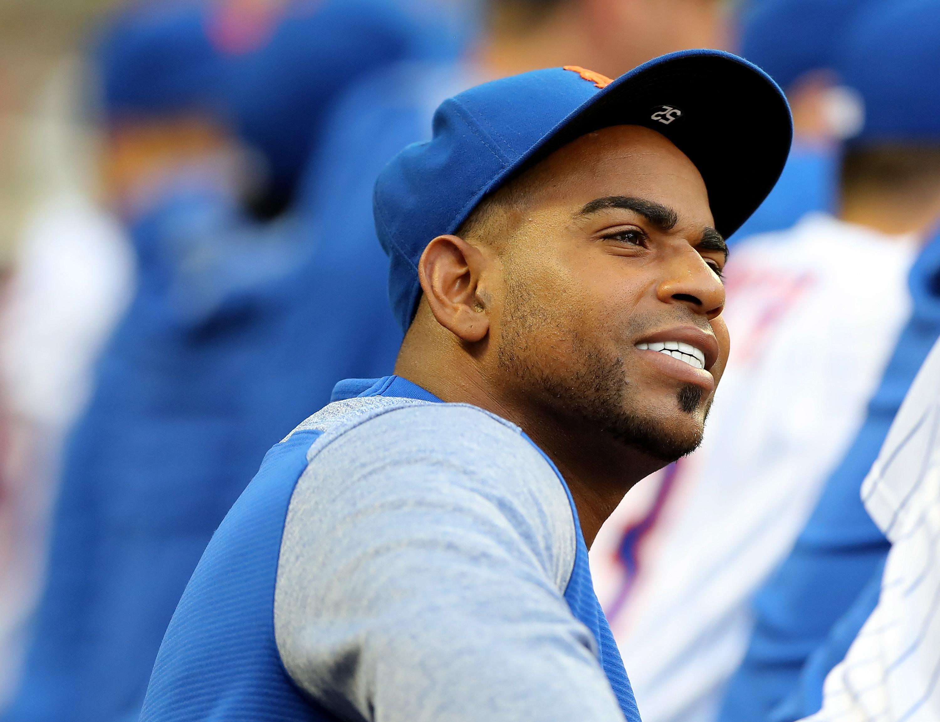 Yoenis Cespedes is certain he'll be ready for opening day