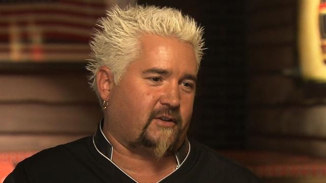 Chef Guy Fieri skewered in NY Times review