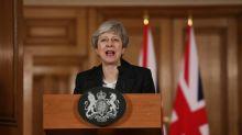 May pide una prórroga del Brexit, pero la UE exige que Parlamento británico apruebe el acuerdo