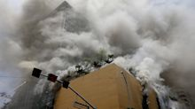 Fire at Manila Hotel Kills 3 Employees