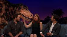 Dinosaur Calls Chris Pratt a Basic B***h