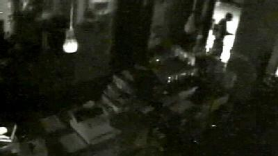Police Search For Fast-Acting Burglars
