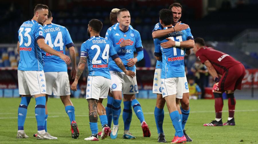 Napoli show, Udinese travolta 5-1 al Maradona