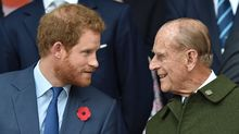 Prince Philip 'warned Harry against marrying an actress'