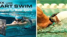 Vuzix' Award-Winning Smart Swim™ Smart Glasses Now Shipping