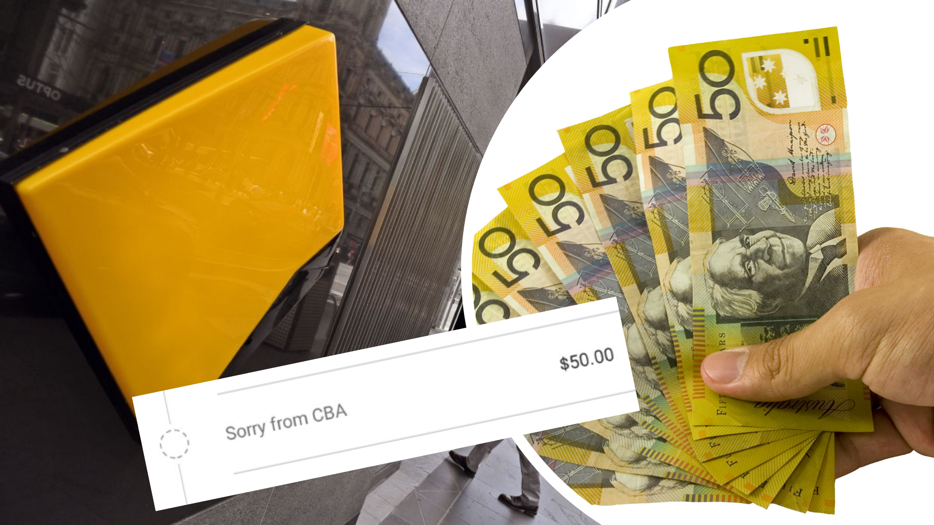 Check your account: CommBank giving customers $50 for free