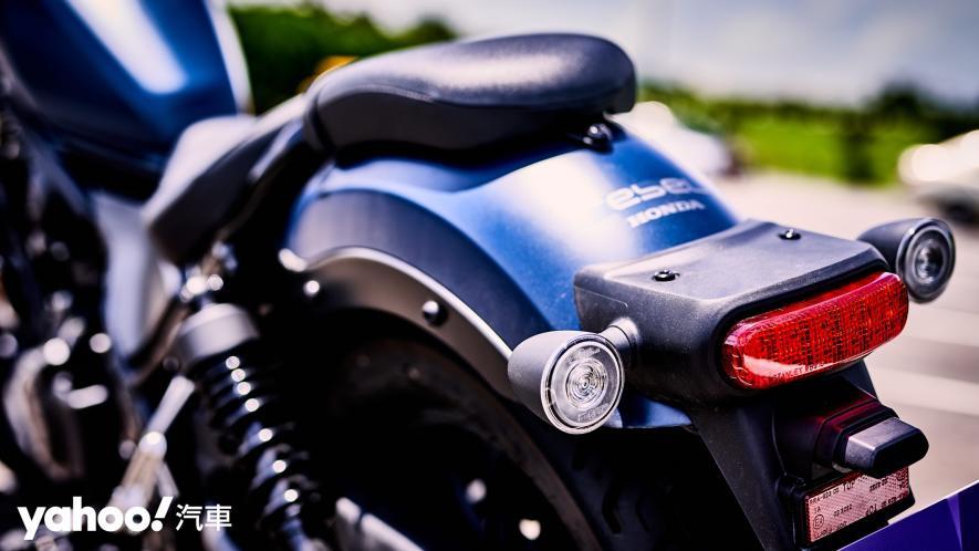 展現難以置信的靈活輕鬆!2020 Honda日系美式車型Rebel 500新北山區試駕! - 6