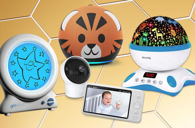 The best tech gifts for new parents