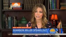 Gold medal Olympic gymnast Shannon Miller spoke out against Larry Nassar on 'Today'