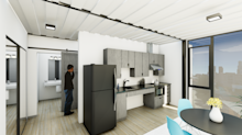 How shipping containers are transforming housing for the homeless