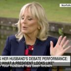 Jill Biden Slams Query On Husband's Gaffes: A Word 'You Cannot Even Say' After Trump