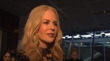 Kidman, Zeta-Jones, sit front row at Michael Kors