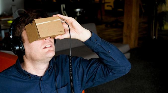The New York Times VR app took me inside the news