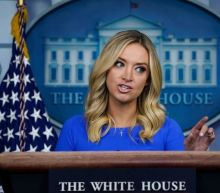 White House press briefing goes off the rails as McEnany spars with media over Trump's white supremacist comments