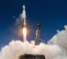 New Space Stock Eyes Bigger Rocket, Human Spaceflight After SPAC Deal