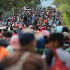 Honduran Migrant Caravan Continues Trek Toward US-Mexico Border