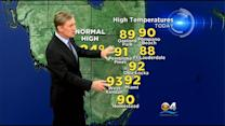 CBSMiami.com Weather 04/24/15 11 PM