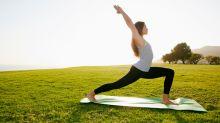 Diese vibrierende Hose soll den Yoga-Lehrer ersetzen