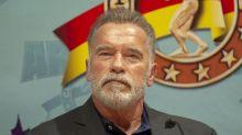 Arnold Schwarzenegger admite haberse pasado de la raya