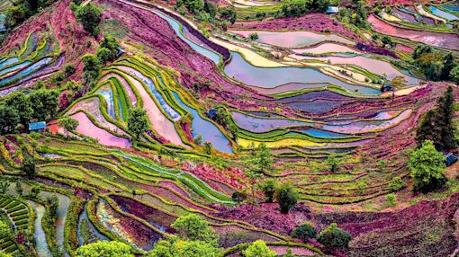 China's rice terraces — The most beautiful in the world