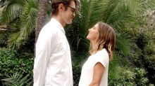 Ashley Tisdale and husband expecting first child