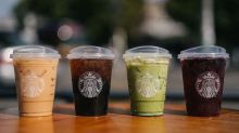 Take a sip of the new strawless lids at Starbucks