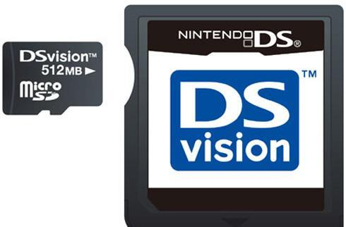 DS gets downloadable content with official DSVision flash card peripheral