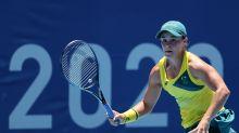 World No. 1 Ashleigh Barty suffers stunning upset in Tokyo