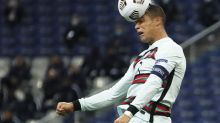 Foot: le Portugais Cristiano Ronaldo positif au Covid-19
