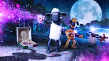 Shaun the Sheep abducted by aliens in Farmageddon film teaser