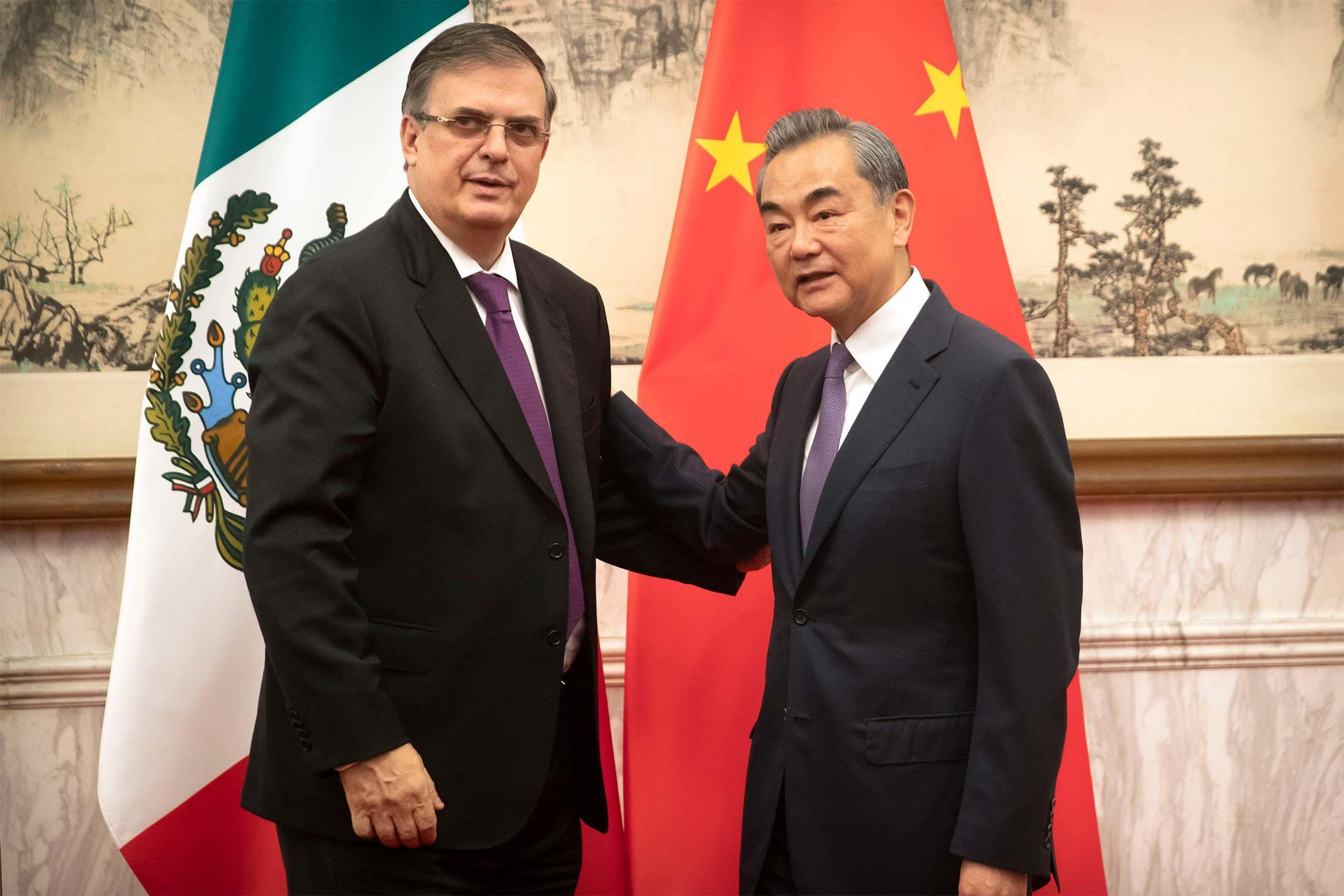 China and Mexico Lay Out Broad Plans to Strengthen Relations