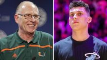 How the Hurricanes are using Heat guard Tyler Herro. And Diaz addresses a UM dilemma