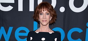 Kathy Griffin shares post-surgery update