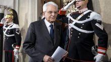 Il malumore di Mattarella, i litigi e il disinteresse per la gente