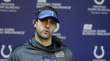 AP sources: Eagles plan to hire Colts OC Nick Sirianni