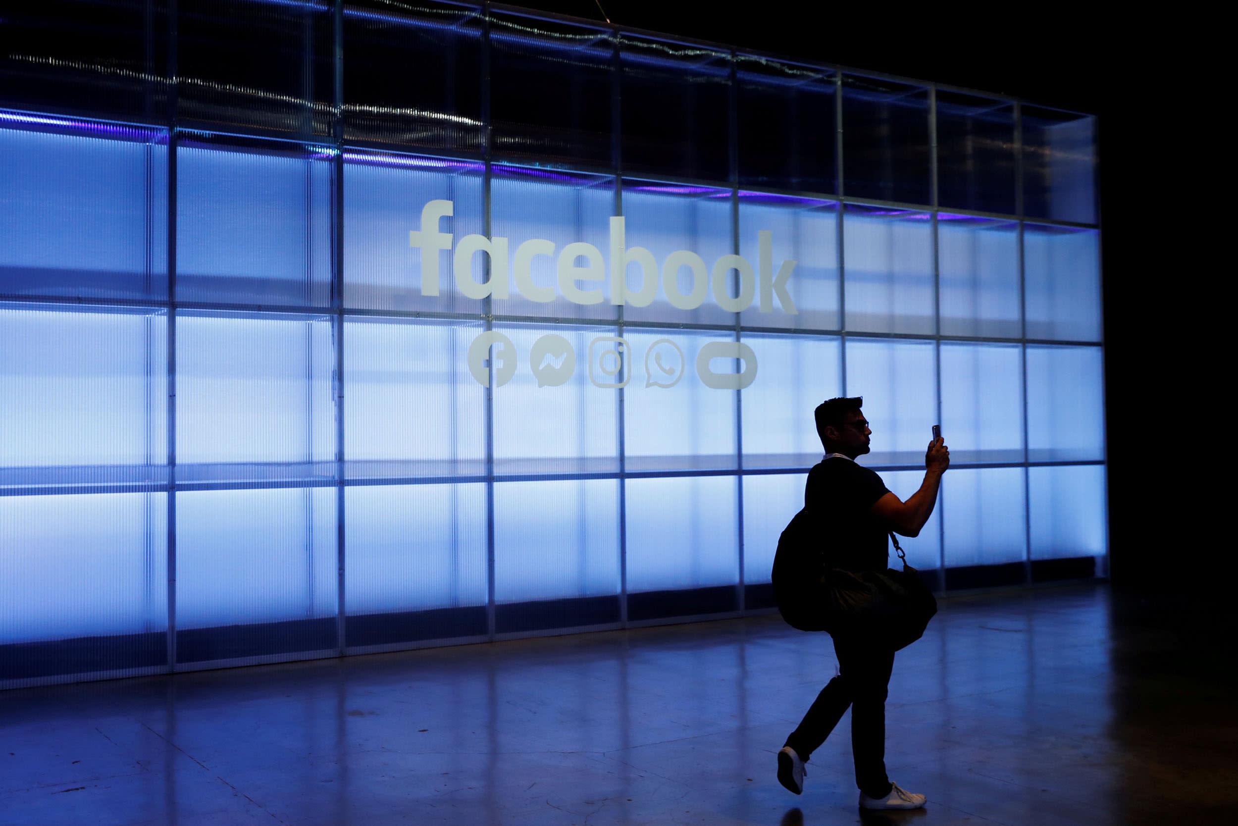 Facebook to take down false arson posts