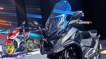意想不到的移動新面貌!Kymco RevoNEX、F9電動機車台灣首現,CV3預約2021年量產販售!