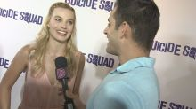 'Suicide Squad' Director Debunks Joker Rumor, Stars Dish in Clips From Miami Red Carpet